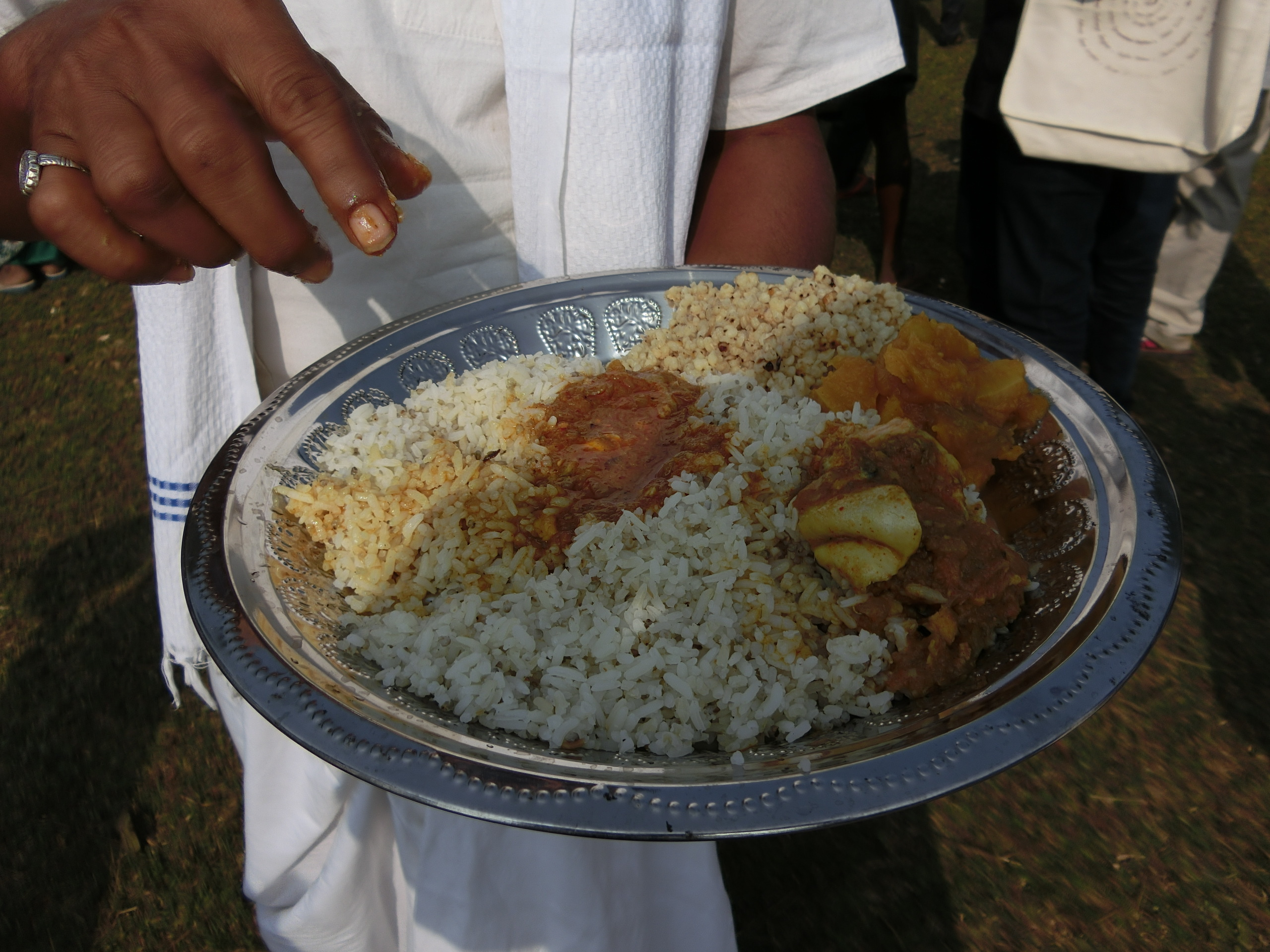 Celebration food sovereignty alliance for Cuisine meaning in telugu