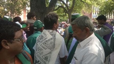 Delhi Rally
